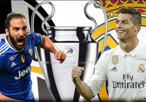 Duyen no trung phung giua Juventus va Real Madrid hinh anh