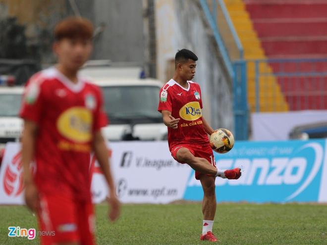 CLB Hai Phong 1-1 HAGL: Xuan Truong da phat dep mat hinh anh 20