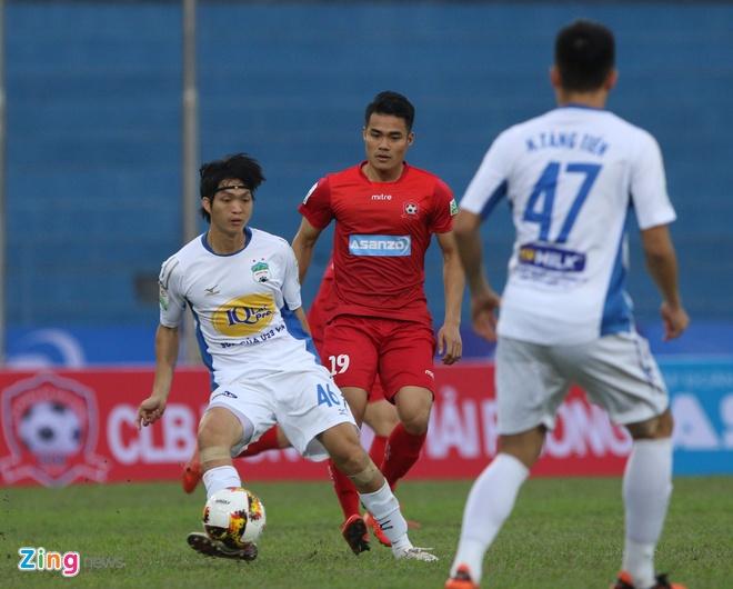 CLB Hai Phong 1-1 HAGL: Xuan Truong da phat dep mat hinh anh 24