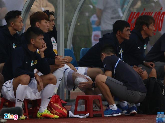 CLB Hai Phong 1-1 HAGL: Xuan Truong da phat dep mat hinh anh 2