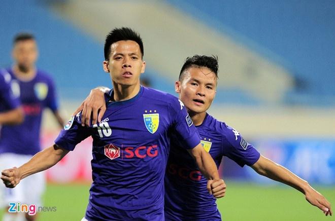 CLB Hai Phong 1-1 HAGL: Xuan Truong da phat dep mat hinh anh 9