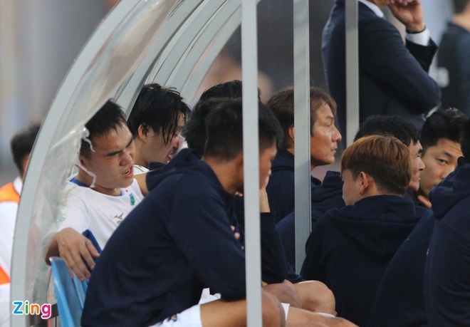CLB Hai Phong 1-1 HAGL: Xuan Truong da phat dep mat hinh anh 28