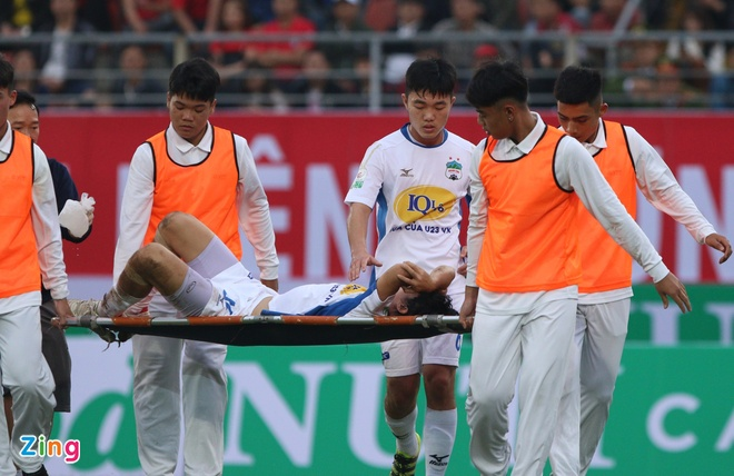 CLB Hai Phong 1-1 HAGL: Xuan Truong da phat dep mat hinh anh 29