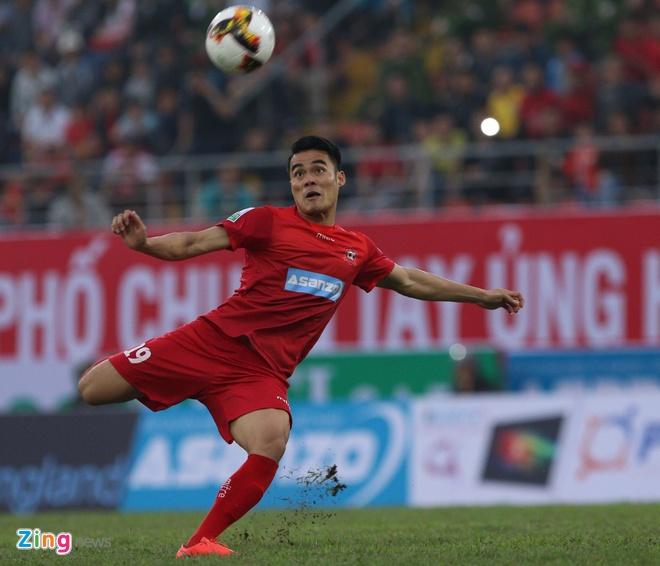 CLB Hai Phong 1-1 HAGL: Xuan Truong da phat dep mat hinh anh 1