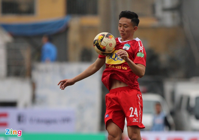 CLB Hai Phong 1-1 HAGL: Xuan Truong da phat dep mat hinh anh 17