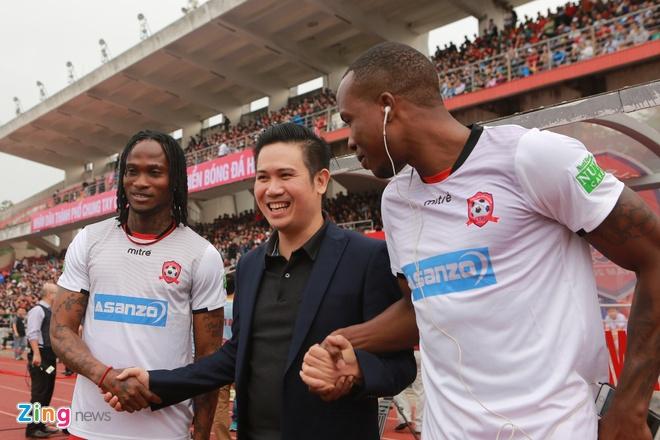 CLB Hai Phong 1-1 HAGL: Xuan Truong da phat dep mat hinh anh 35