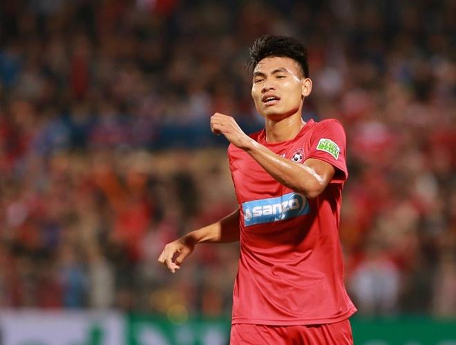 CLB Hai Phong 1-1 HAGL: Xuan Truong da phat dep mat hinh anh 10