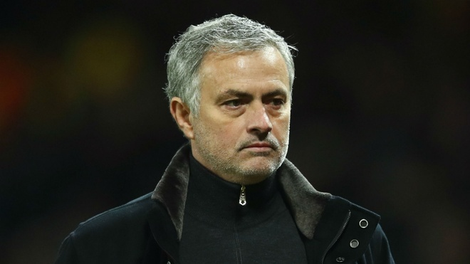 Jose Mourinho khong chay tron sau that bai cua MU hinh anh 1