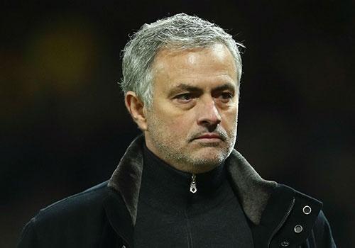 Jose Mourinho khong chay tron sau that bai cua MU hinh anh
