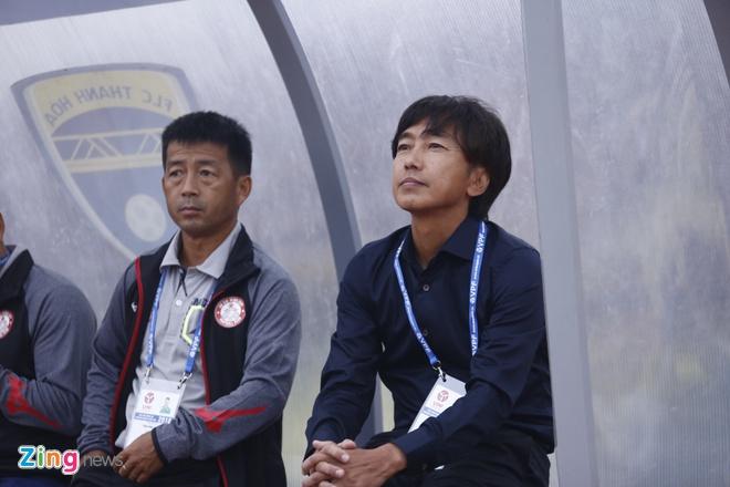 CLB Thanh Hoa 1-0 CLB TP.HCM: Tien Dung kien tao, Dinh Tung ghi ban hinh anh 18