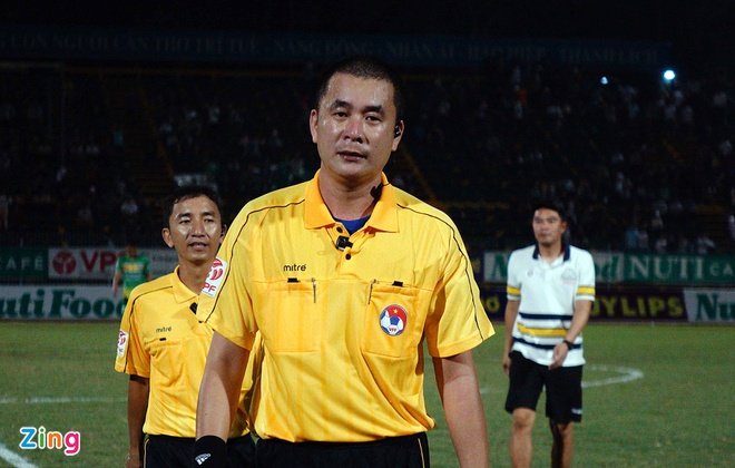 CLB Thanh Hoa 1-0 CLB TP.HCM: Tien Dung kien tao, Dinh Tung ghi ban hinh anh 10