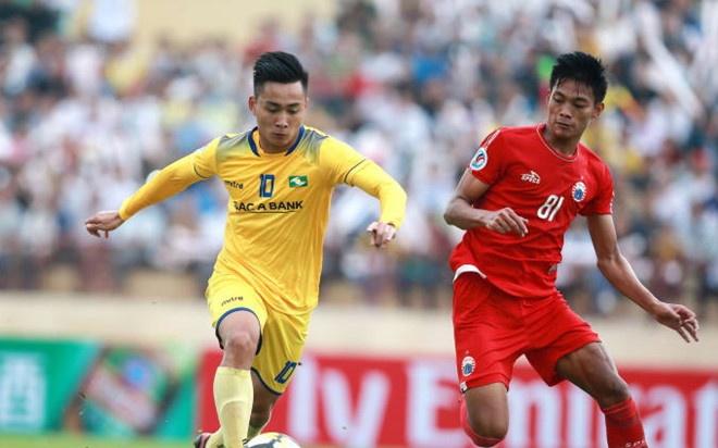 CLB Thanh Hoa 1-0 CLB TP.HCM: Tien Dung kien tao, Dinh Tung ghi ban hinh anh 7