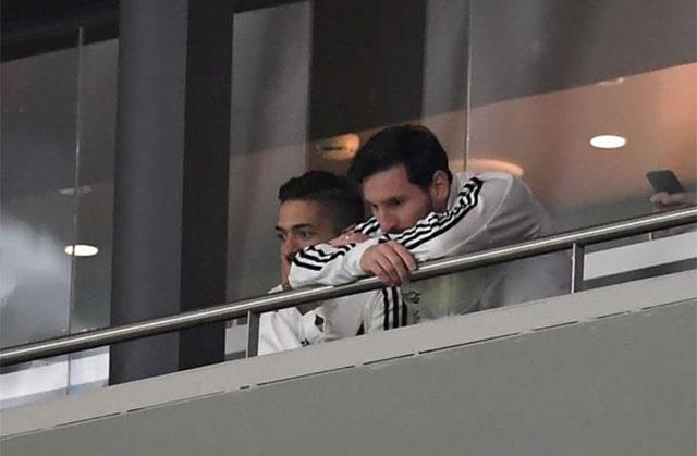 Ramos ca ngoi Messi 'tuyet voi va doc nhat vo nhi' hinh anh 1