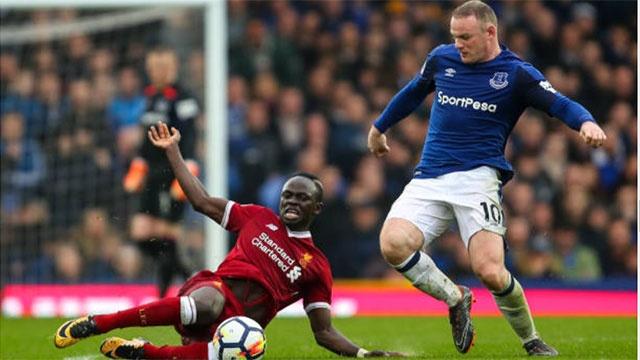 Everton Vs Liverpool 0 0 Rooney Tức Giận Khi Phải Rời San Bong đa Anh