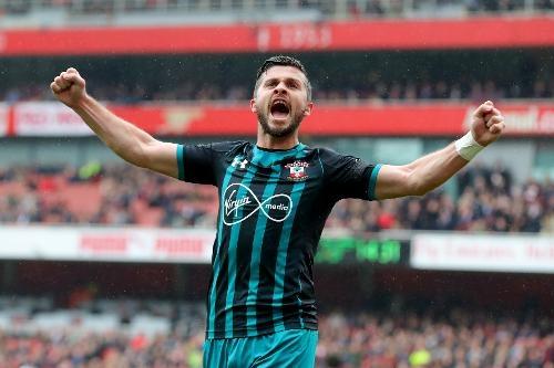 Arsenal 3-2 Southampton: 2 the do cuoi tran va man ruot duoi hap dan hinh anh 19