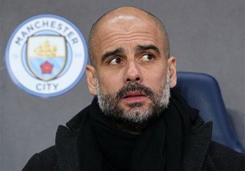 Man City, Pep Guardiola va nghich ly ap luc hinh anh