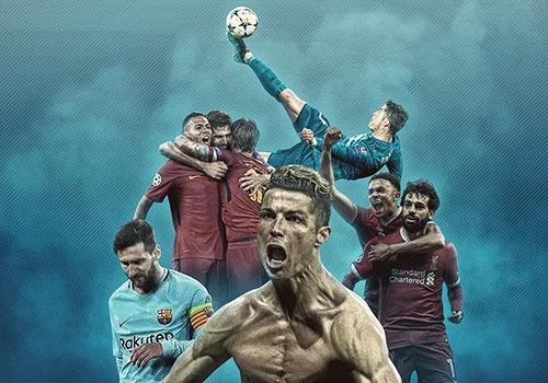 'Nha vua' Cristiano Ronaldo o Champions League hinh anh