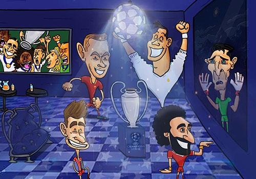 Hi hoa thu mon Buffon roi le vi Champions League hinh anh