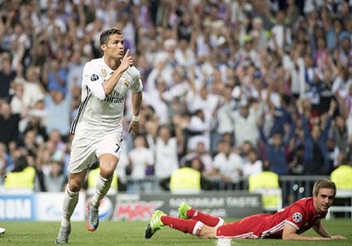 Ronaldo tung huy diet Bayern Munich nhu the nao? hinh anh