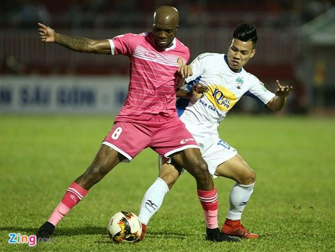 Xuan Truong da phat dep mat, HAGL van thua 1-3 truoc CLB Sai Gon hinh anh 1
