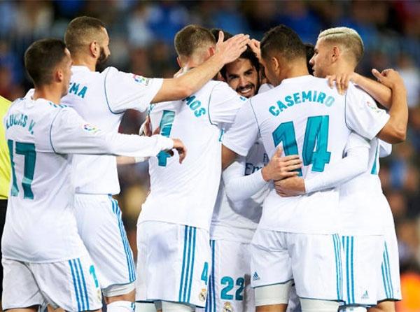 Isco toa sang, HLV Zidane co tran thang thu 100 cung Real hinh anh 1