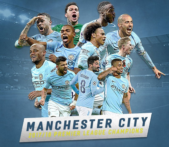 'Man City la nha vo dich Premier League tuyet doi' hinh anh 1