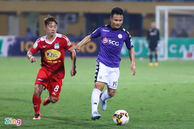 CLB Ha Noi bien minh thanh doi dang xem nhat V.League 2018 hinh anh 1