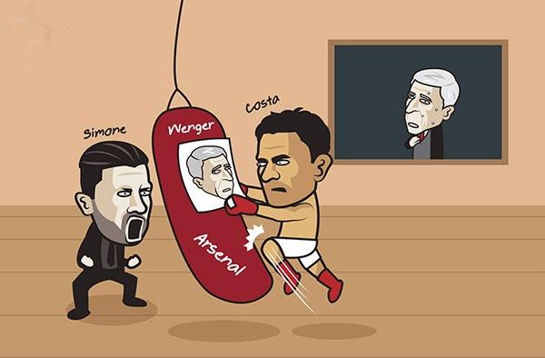 Hi hoa Wenger bi danh toi ta truoc khi roi xa Arsenal hinh anh 10