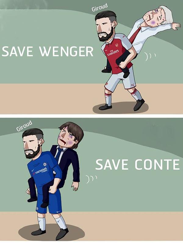 Hi hoa Wenger bi danh toi ta truoc khi roi xa Arsenal hinh anh 6