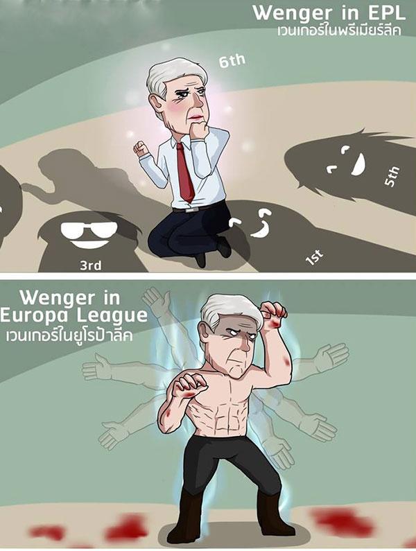 Hi hoa Wenger bi danh toi ta truoc khi roi xa Arsenal hinh anh 4
