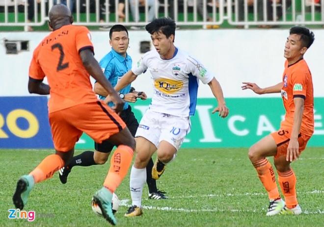 Tran HAGL vs CLB Da Nang anh 1