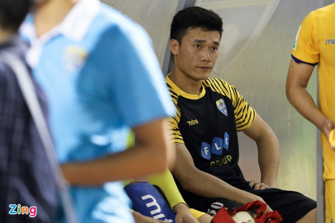 CLB Ha Noi 1-1 CLB Sai Gon: Tiep tuc bat bai hinh anh 5