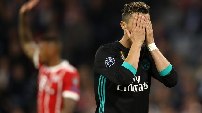 CDV lao vao san om Ronaldo sau tran thang nguoc cua Real hinh anh 4