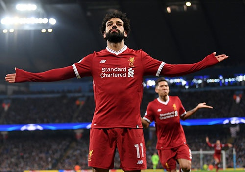 Mohamed Salah - phia sau mot tieu Pharaoh hinh anh
