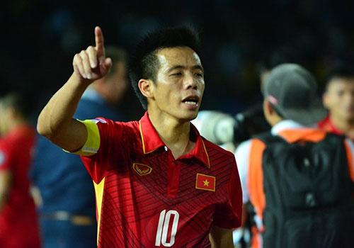 Van Quyet: 'Chung toi quyet di den tran chung ket AFF Cup' hinh anh