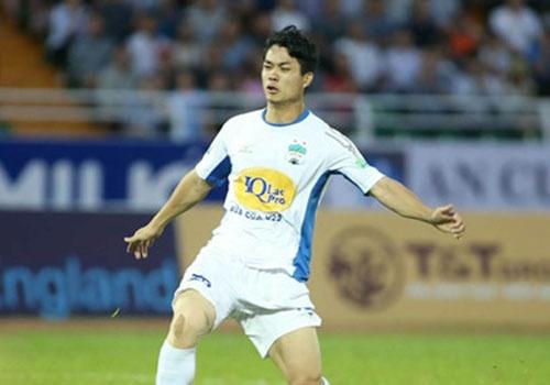 Cong Phuong sut penalty phut 90+1, HAGL thang CLB Quang Nam 3-2 hinh anh