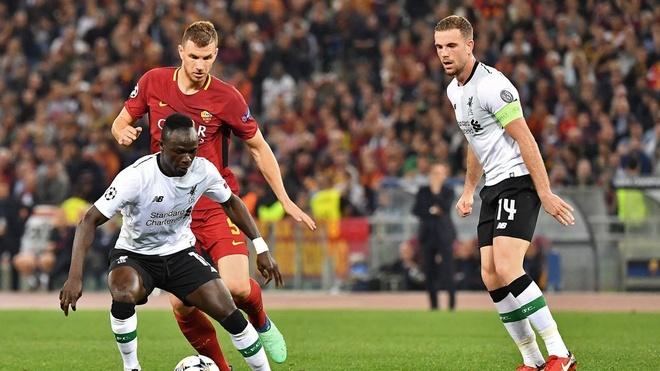 Tran AS Roma vs Liverpool anh 1