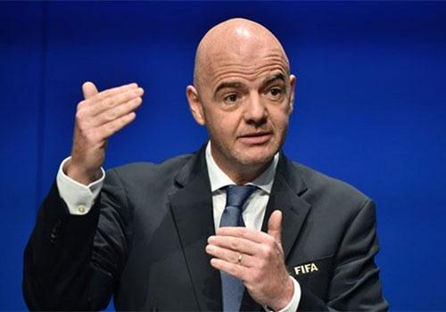 FIFA tung ke hoach to chuc 2 giai dau tri gia hang chuc ty USD hinh anh