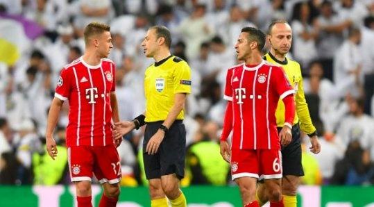 Ban ket luot ve Champions League va dau an den tu trong tai hinh anh 1