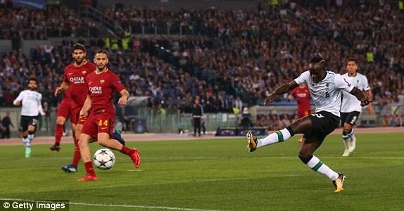Tran AS Roma vs Liverpool anh 17