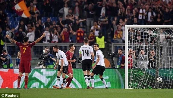 Tran AS Roma vs Liverpool anh 18