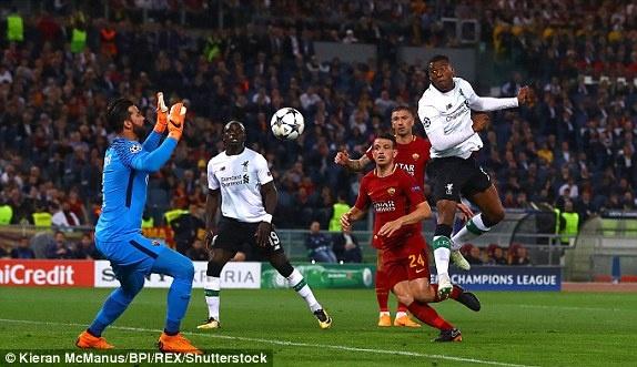 Tran AS Roma vs Liverpool anh 20