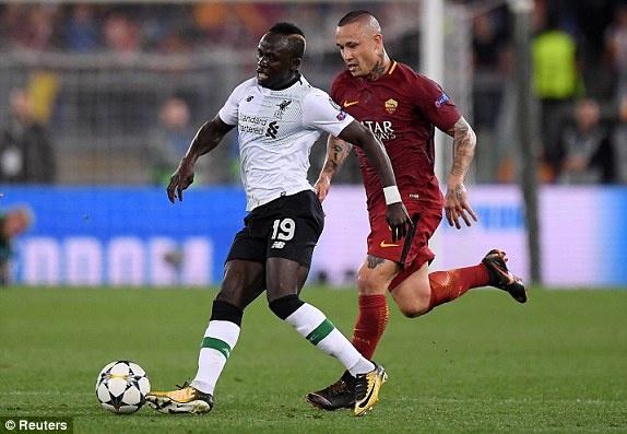 Tran AS Roma vs Liverpool anh 24