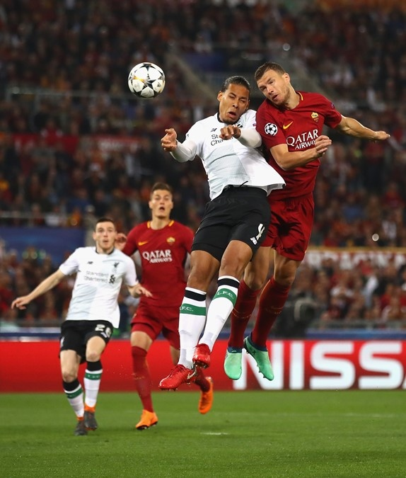 Tran AS Roma vs Liverpool anh 16