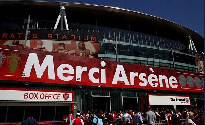 Arsenal 5-0 Burnley: Mua ban thang khi Wenger chia tay Emirates hinh anh 5