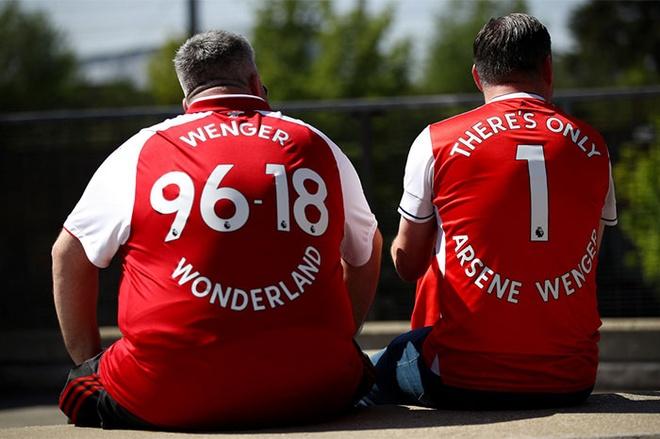 Arsenal 5-0 Burnley: Mua ban thang khi Wenger chia tay Emirates hinh anh 6