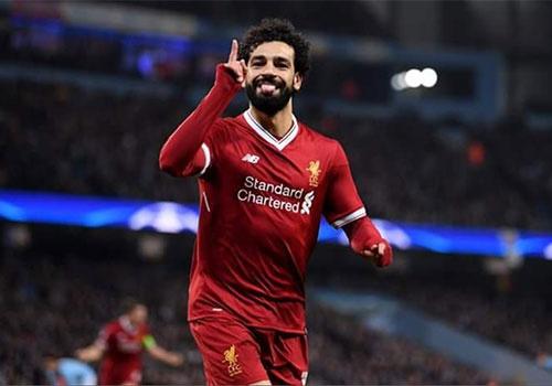 Mohamed Salah, cau thu gioi va nhan cach dep hinh anh