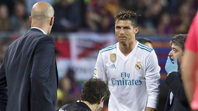 Ronaldo nghi da o La Liga, danh suc cho Champions League hinh anh 1