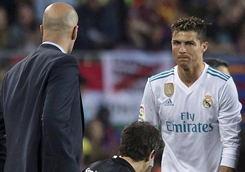 Ronaldo nghi da o La Liga, danh suc cho Champions League hinh anh
