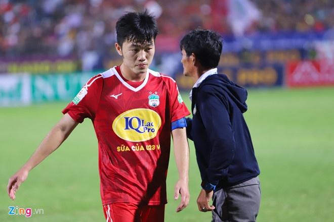 HAGL 2-2 CLB Ha Noi: Cong Phuong, Quang Hai ghi ban hinh anh 7